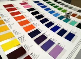 Цветные плёнки Oracal
