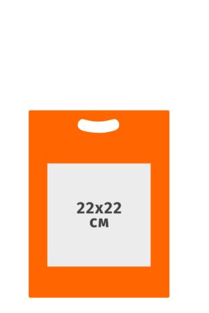 Пакет размером 30x40 см