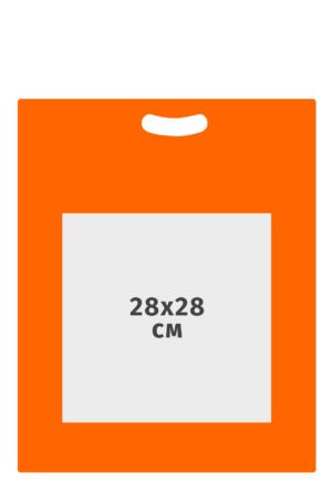 Пакет размером 40x50 см