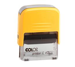 Автоматический штамп COLOP С40